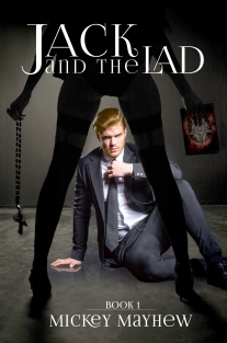 Jack and the Lad by Mickey Mayhew