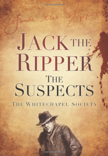 Jack the Ripper The Suspects co-author Mickey Mayhew