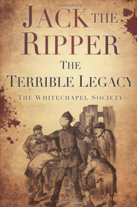 Jack the Ripper The Terrible Legacy co-author Mickey Mayhew