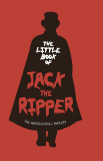 Little Book of Jack the Ripper co-author Mickey mayhew